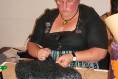 Brauchtumspflegerin Gisela Hau�ner