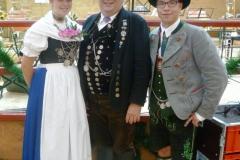 Verena, Rudi und Manuel