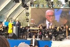 Bundespräsident Steinmeier Eröffnung Bürgerempfang