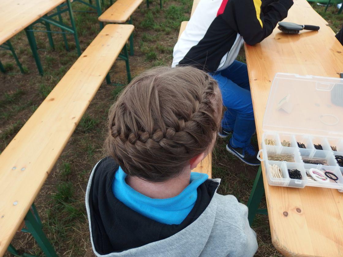 Frisurenkurs