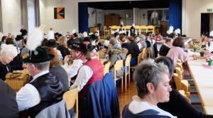 Gau-Frühjahrsversammlung mit Sachgebietssitzung