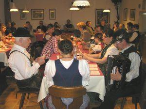 Wirtshauslieder-Singen in Kipfenberg